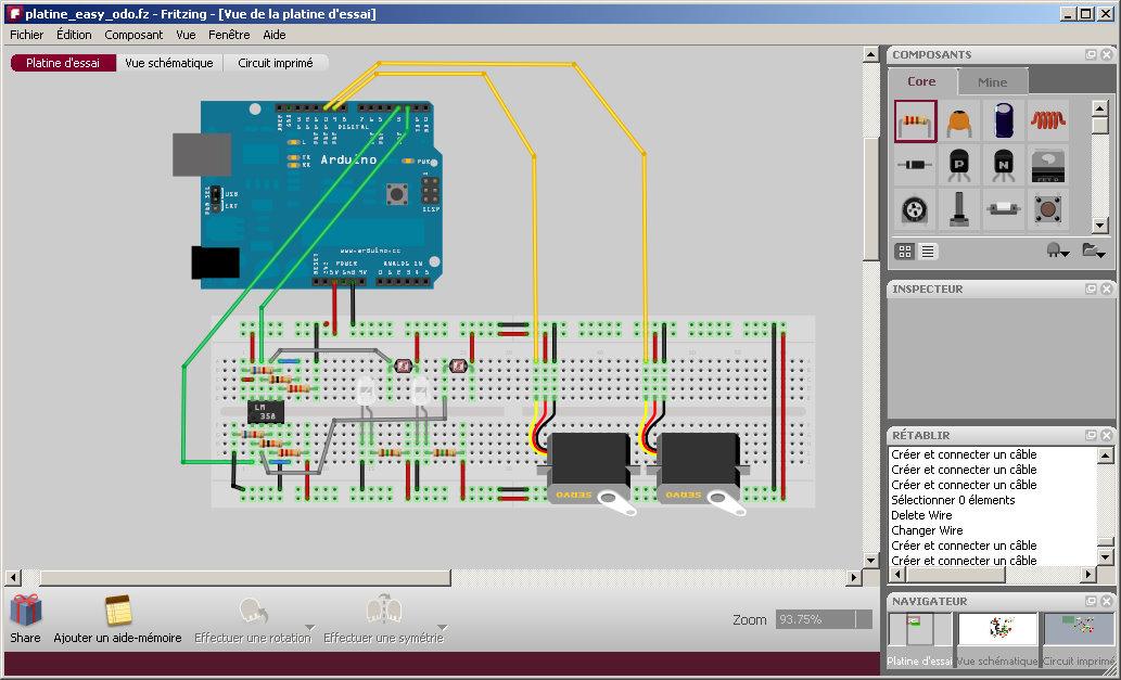 sch ma et circuits lectroniques avec fritzing pobot. Black Bedroom Furniture Sets. Home Design Ideas