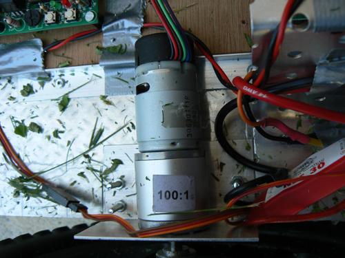 Robot tondeuse 2009 pobot - Comment faire un degrade homme tondeuse ...