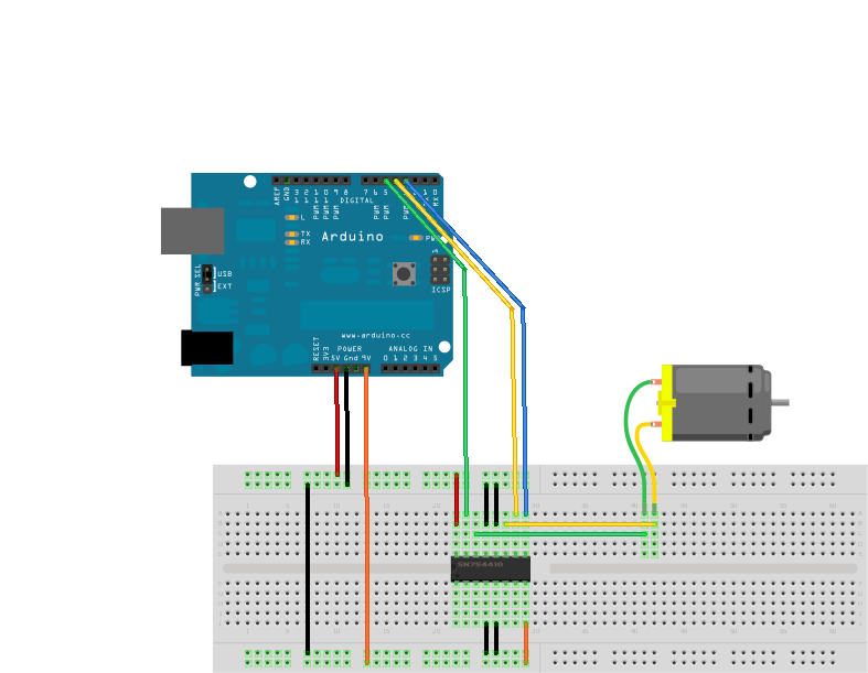 Control Of A DC Motor With Arduino And Visual Basi in addition Donor Station also Sexiest Bra Bouncing Gifs Ever besides 835542 1391768366 also Motor 28byj 48. on simple dc motor