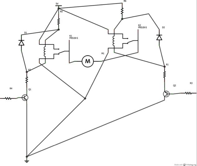 projet barjallo   comment contr u00f4ler un moteur  u00e0 courant