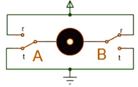 schéma clôture électrique 12v