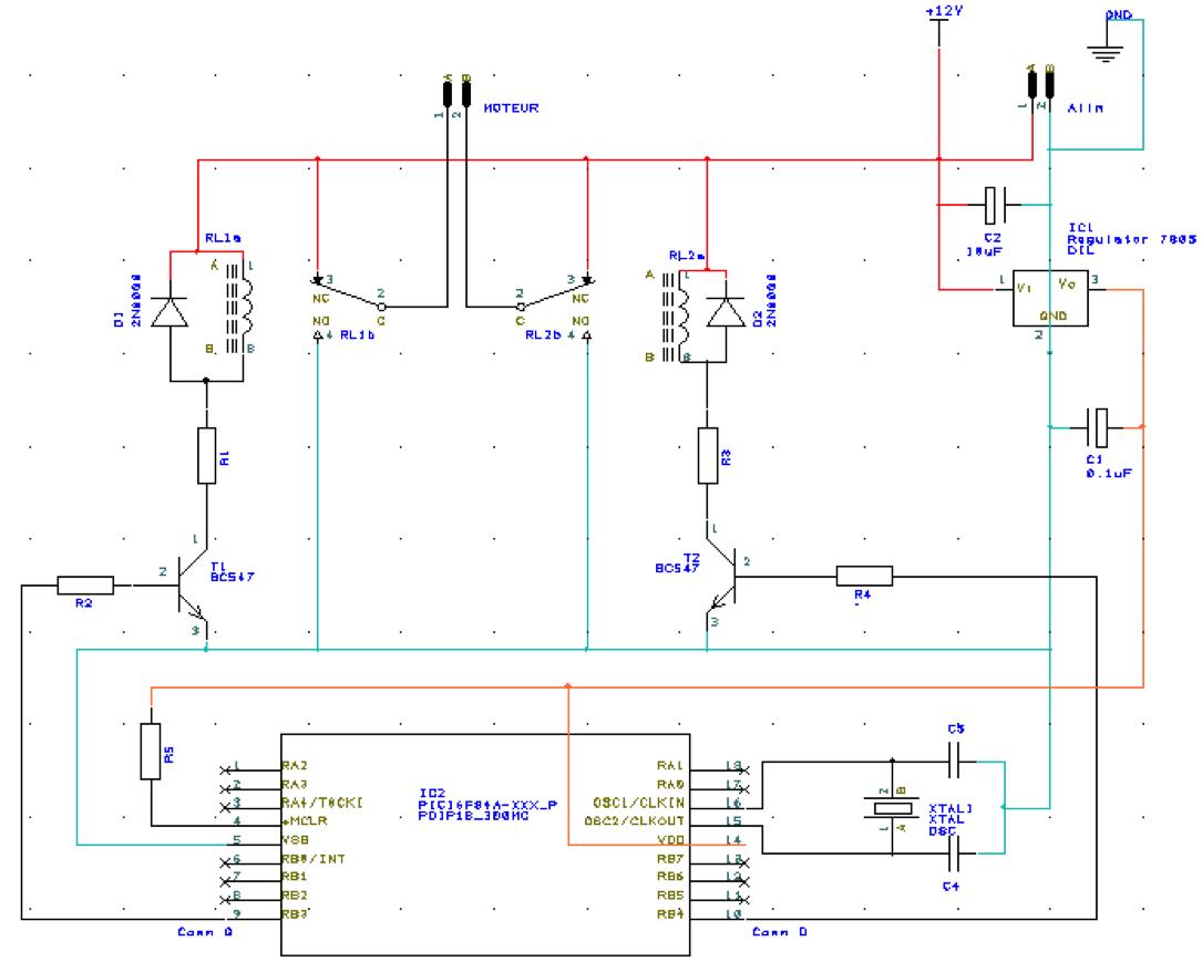 Projet barjallo comment contr ler un moteur courant continu pobot - Comment controler un condensateur ...